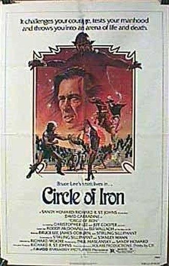 Circle of Iron - Circle of Iron film poster