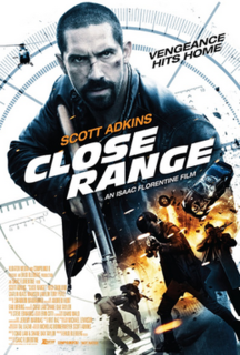 <i>Close Range</i> 2015 film by Isaac Florentine