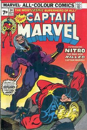 Nitro (comics) - Image: Cm 34