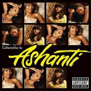Collectables by Ashanti - Image: Collectables By Ashanti album cover
