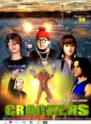 Crackers (2011 film) - First Look