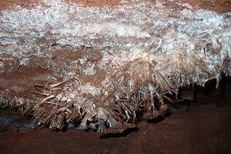 Craighead Caverns - Image: Craighead Cavern Formation