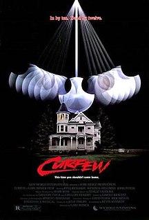 <i>Curfew</i> (1989 film) 1989 film by Gary Winick