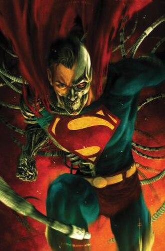 Hank Henshaw - Image: Cyborg Superman (Hank Henshaw)