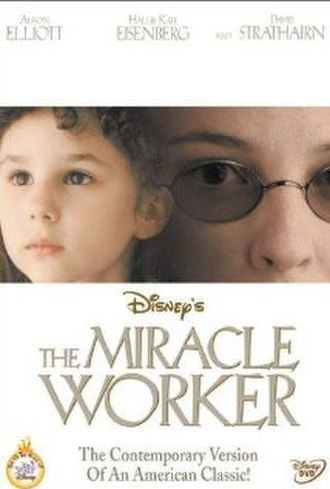 The Miracle Worker (2000 film) - DVD cover