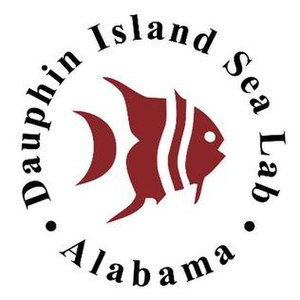 Dauphin Island Sea Lab Logo