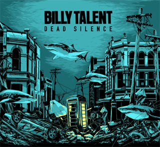 <i>Dead Silence</i> (album) 2012 studio album by Billy Talent