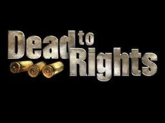 Dead to Rights (series) - Image: Dead to Rights logo