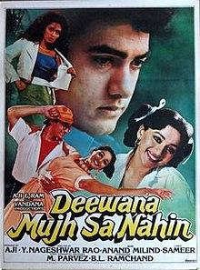 Deewana Mujh Sa Nahin - Wikipedia