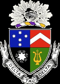 Delta Tau Delta North American collegiate fraternity