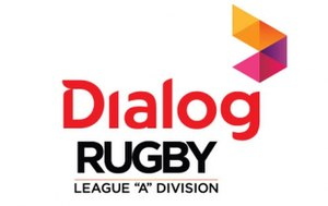 Sri Lanka Rugby Championship - Image: Dialog Rugby League Logo