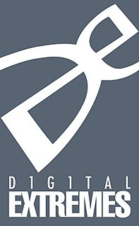Digital Extremes Canadian computer and video game developer