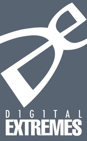 Digital Extremes - Image: Digital Extremes Logo