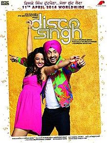 Disco Singh (2014) [Punjabi] SL DM - Diljit Dosanjh, Surveen Chawla