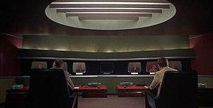 Doppelgänger (1969 film) - Image: Doppelganger Teleconference