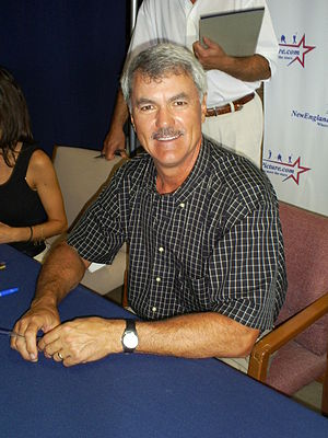 Dwight Evans - Evans in Manchester, New Hampshire