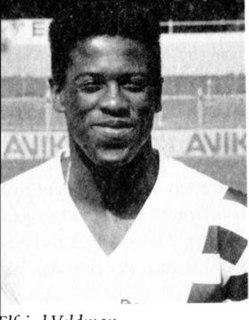 Elfried Veldman Dutch-Surinamese footballer