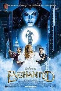 Uma História de Encantar (Enchanted) 200px-Enchantedposter