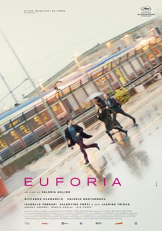 Euphoria (2018 film) - Film poster