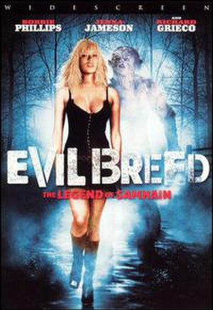 Evil Breed: The Legend of Samhain - Movie poster for the film