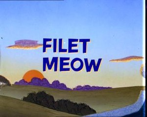 Filet Meow - Title Card