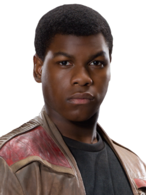 Finn (Star Wars) - Promotional photo of John Boyega as Finn from The Force Awakens
