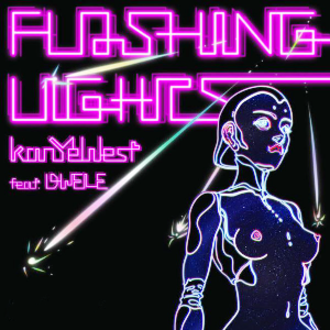 Flashing Lights (Kanye West song) - Image: Flashinglights