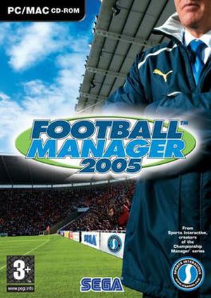 Football Manager 2005 - Football Manager 2005
