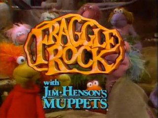 <i>Fraggle Rock</i> Childrens television series