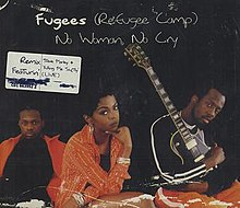 Fugees — No Woman, No Cry (studio acapella)