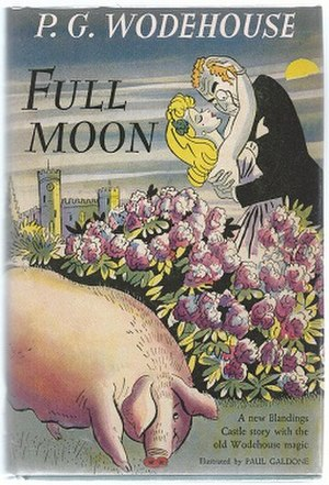 Full Moon (novel) - First edition cover