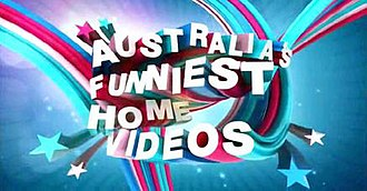 Australia's Funniest Home Videos - AFHV title screen (2009–2014)
