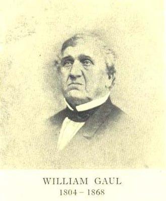 Mechanics National Bank - William Gaul