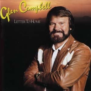 Letter to Home - Image: Glen Campbell Letter to Home album cover