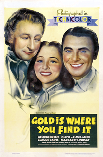 <i>Gold Is Where You Find It</i> 1938 film