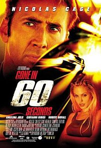 Gone in Sixty Seconds (2000 film)