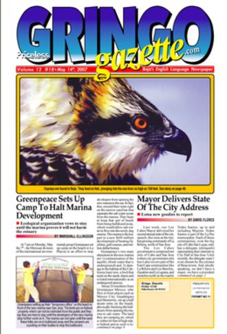 Gringo Gazette - Image: Gringogazette