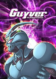 <i>Guyver: The Bioboosted Armor</i> television series