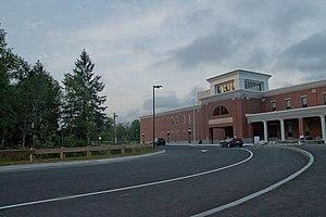 Hampden Academy - Image: Hampden Academy, Hampden, Maine