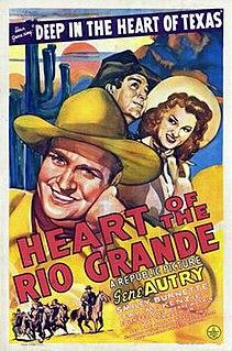 <i>Heart of the Rio Grande</i> 1942 film by William Morgan