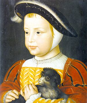 Henry II of France - Henry as a child