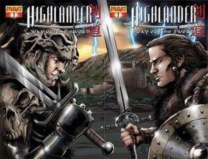 Highlander (comics) - Image: Highlander WOTS1