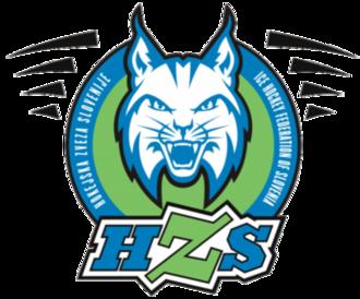 Slovenia men's national ice hockey team - Image: Hockey Federation of Slovenia