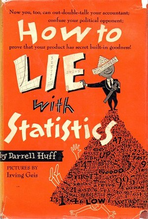 How to Lie with Statistics - First edition