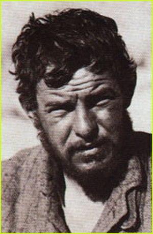 Howard Somervell - Howard Somervell on the 1924 Everest expedition