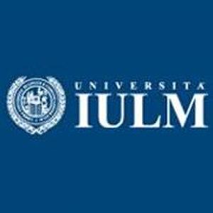 IULM University of Milan - Image: IULM University of Milan logo