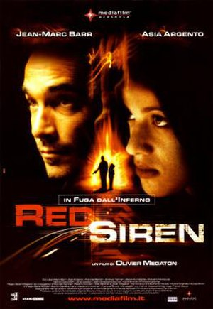 The Red Siren - Image: In fuga dall inferno red siren