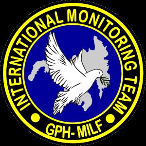 International Monitoring Team - Image: International Monitoring Team insignia