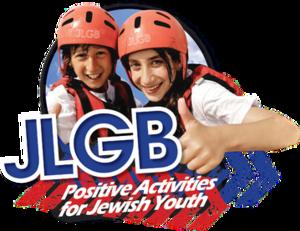 JLGB - Image: JLGB (Jewish Lads' & Girls' Brigade) Logo