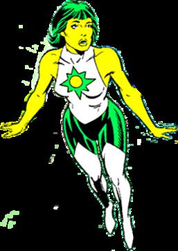 Jade (Jennifer-Lynn Hayden)